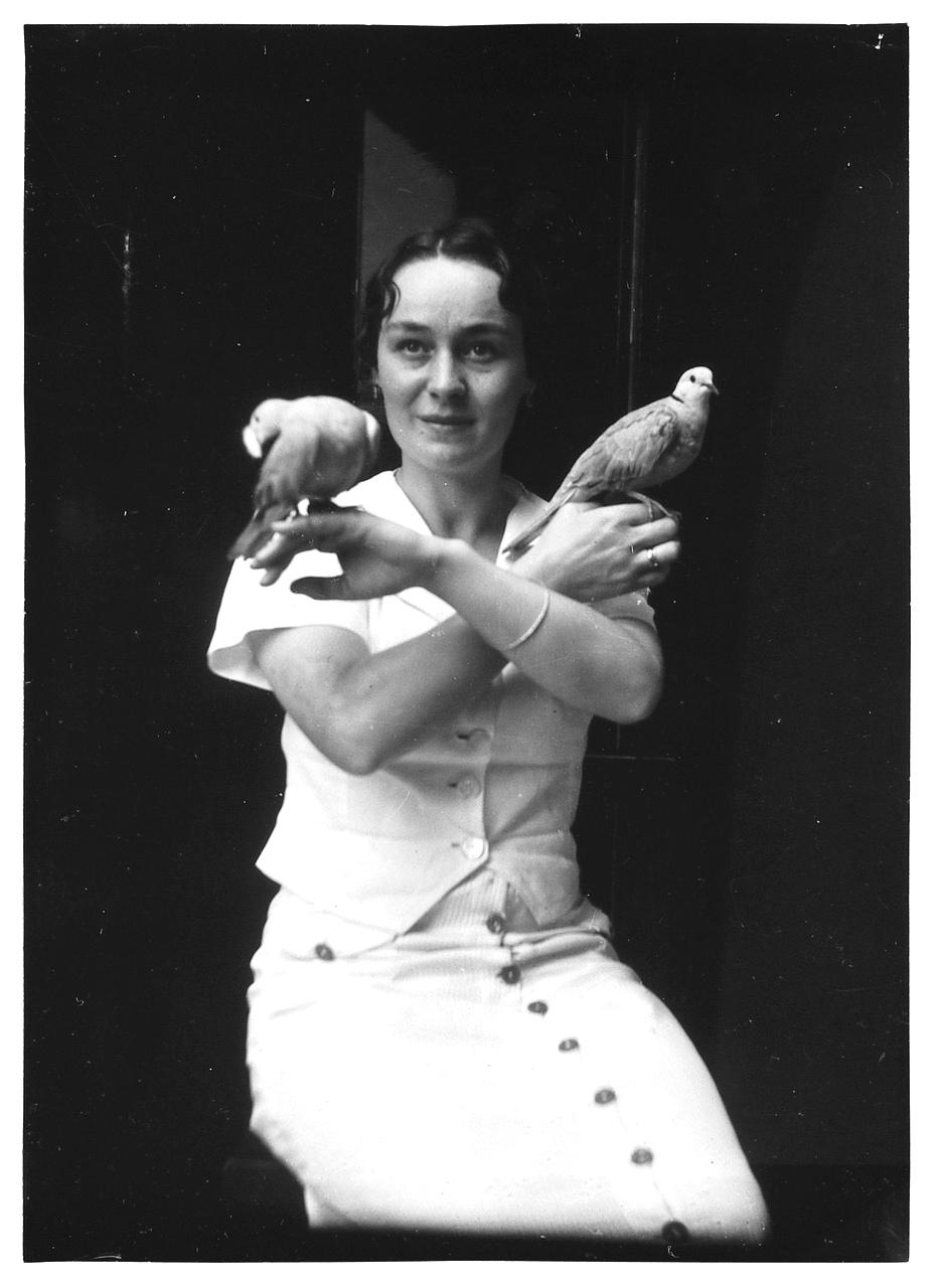 Le rendez-vous, Georgette Magritte, 1938