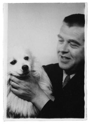 Renè Magritte e Jackie
