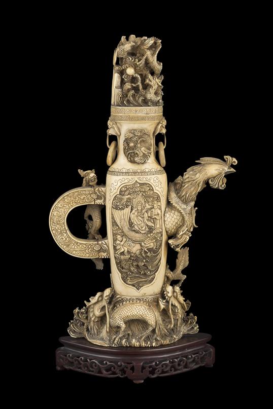 Asian art: alla ricerca dell'oro bianco