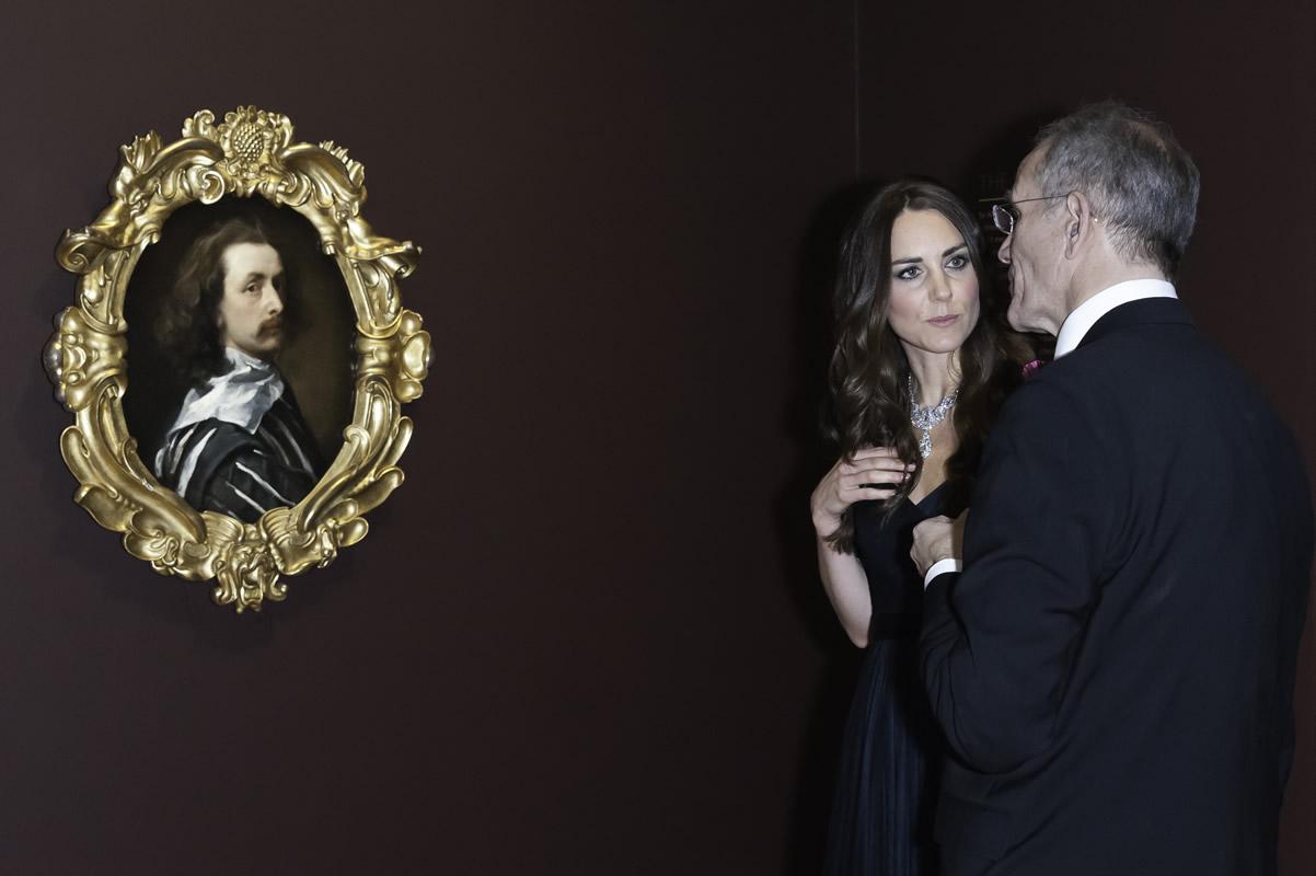 God save Van Dyck