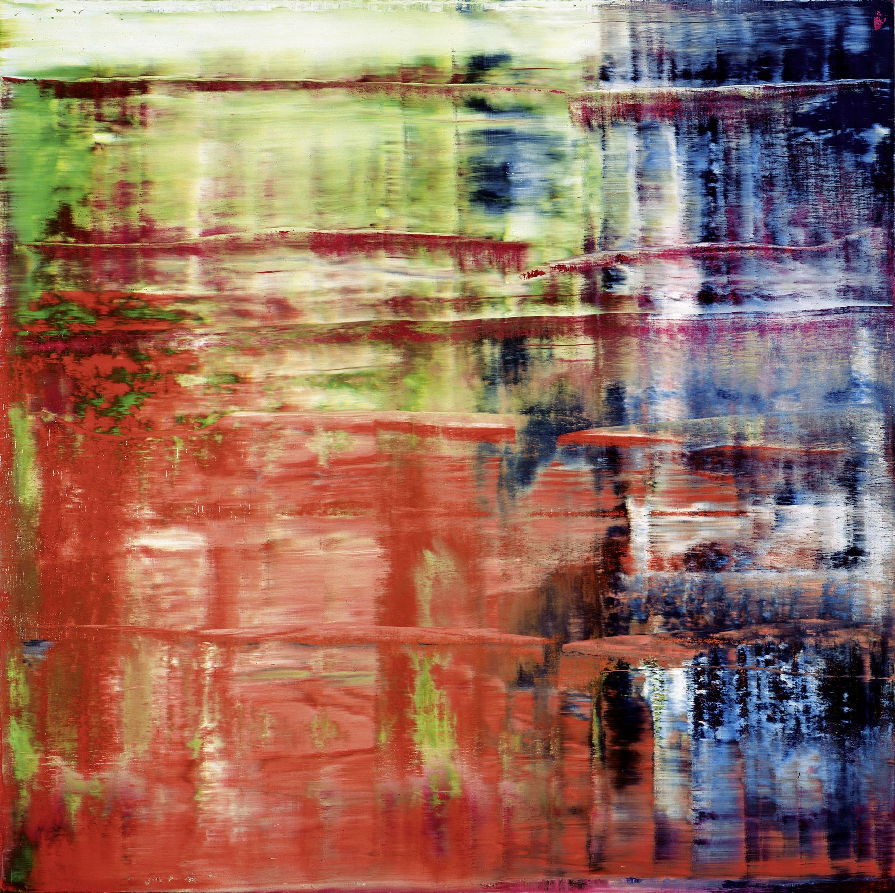 Gerhard Richter: Indeterminata certezza