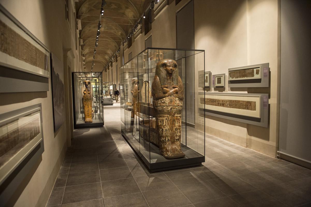 Museo Egizio di Torino. Millenario presente