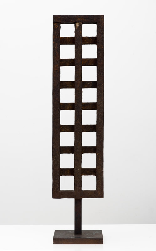 Ettore Colla. La scultura come recupero della materia