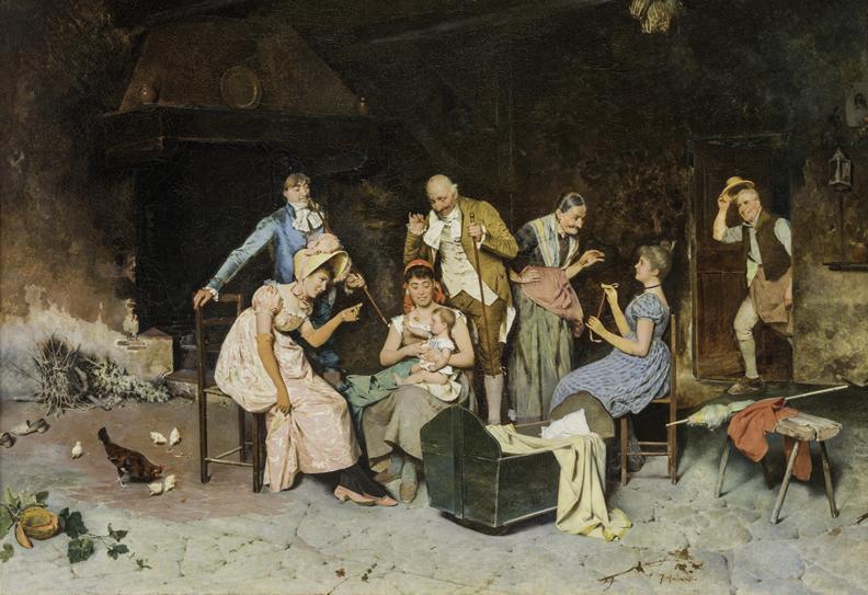 L'intima forza dei sentimenti dell'Ottocento