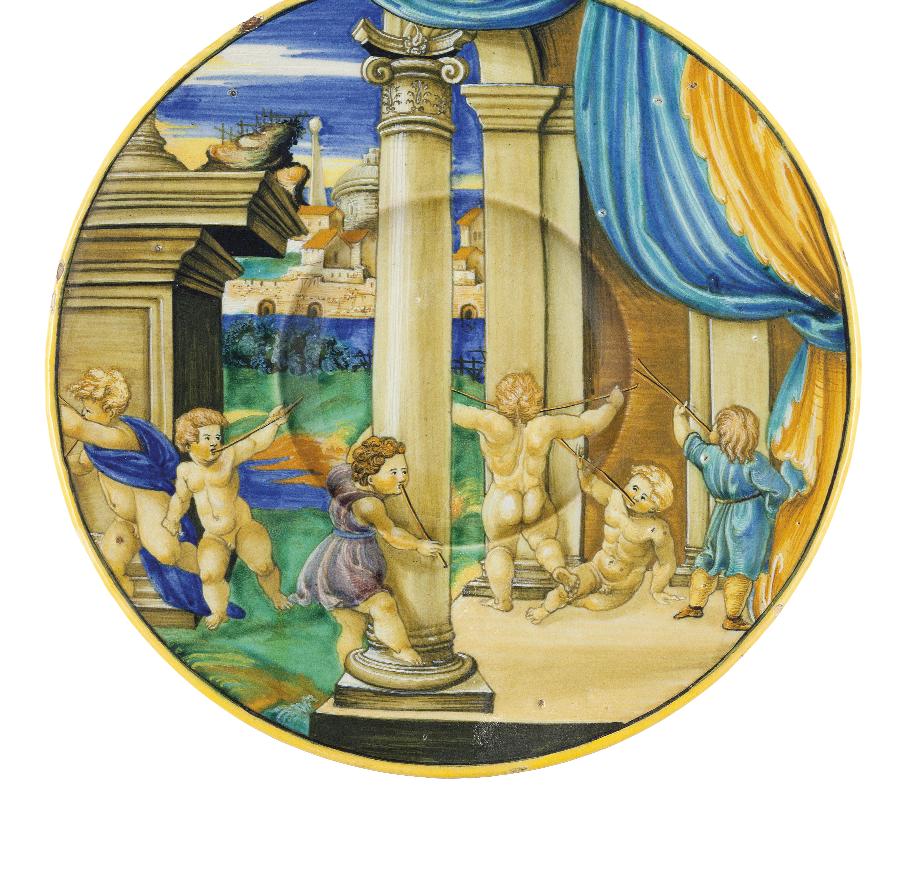 Francesco Xanto Avelli la sostanza del Rinascimento