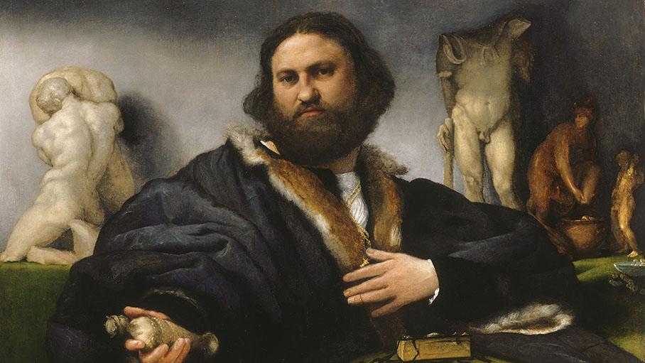 Lorenzo Lotto il ritratto dell'anima