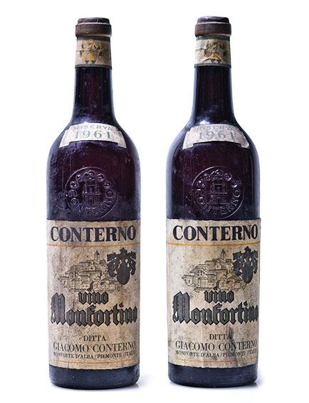 Il Barolo Giacomo Conterno Monfortino. Classiche armonie