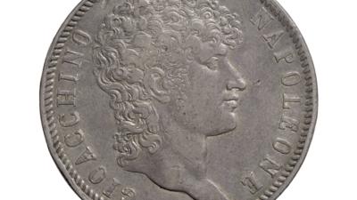 Gioacchino Murat. Moneta imperiale