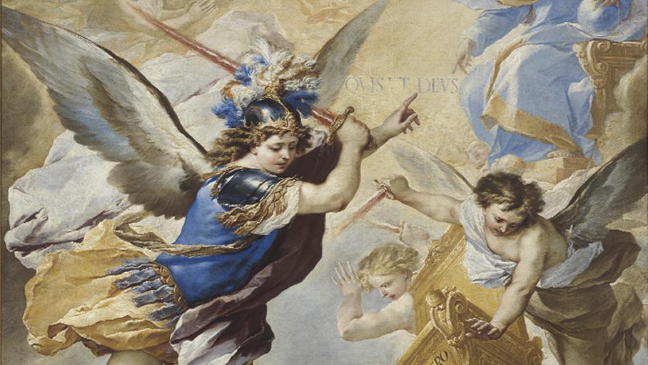 Luca GIORDANO e il trionfo dell'arte