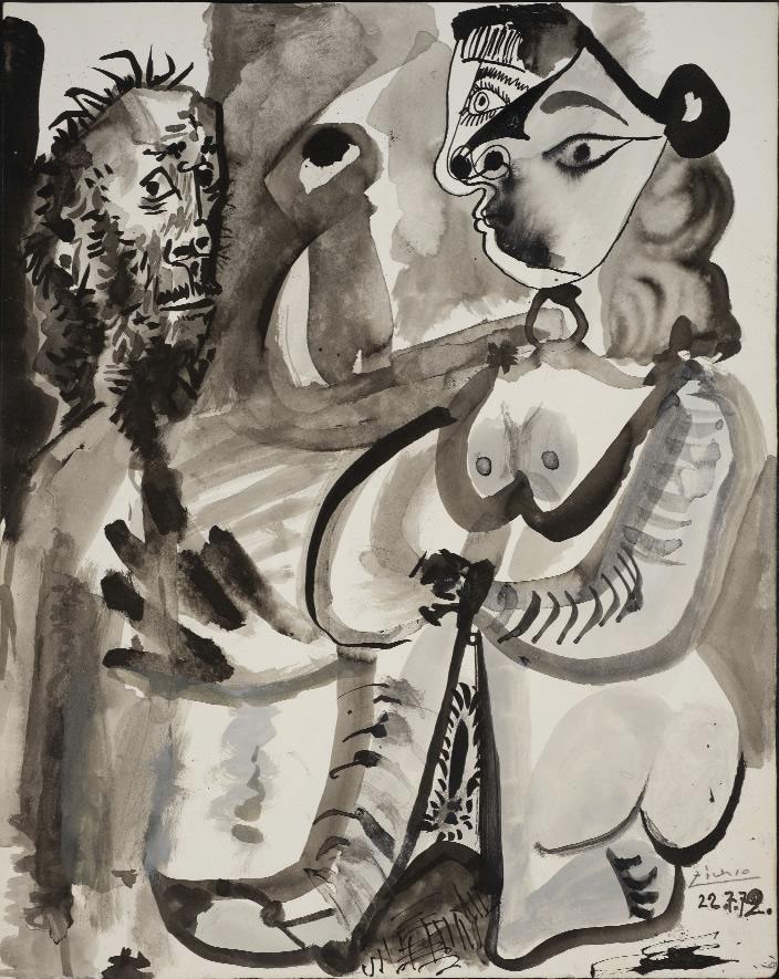 Picasso – Gigante della modernità