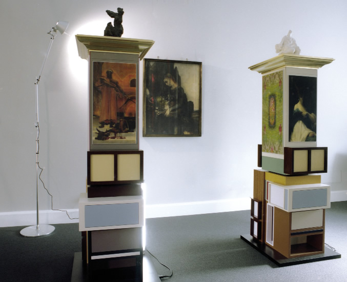 Totems & Taboos.  The fluid form of contemporaneity