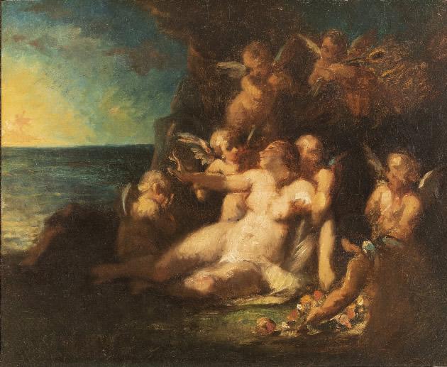 Giovanni Battista Crosato. Sublime abbozzo