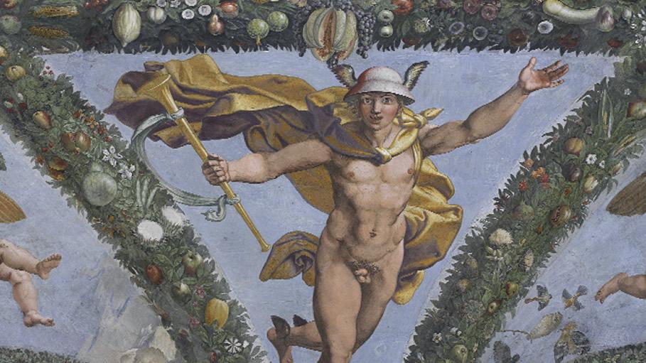 Giovanni da Udine eclectic Classicism