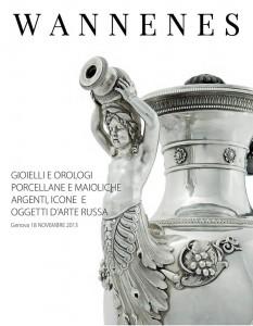 Argenti e Gioielli, Maioliche e porcellane