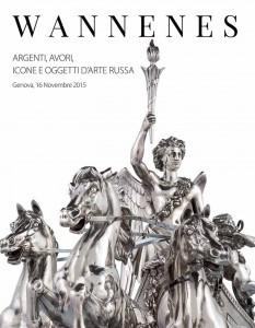 Argenti Avori Icone e Arte Russa