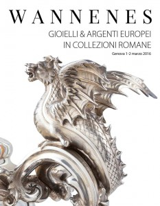 European jewels and silver from Roman collections