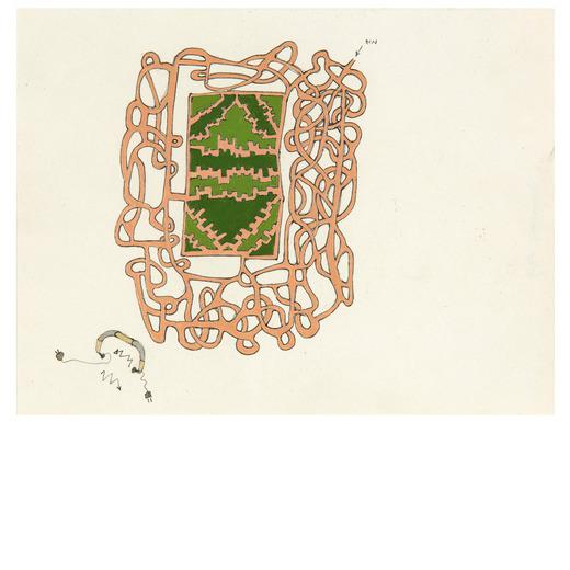 Finalmente baruchello wannenes art auctions casa d for Gianfranco baruchello