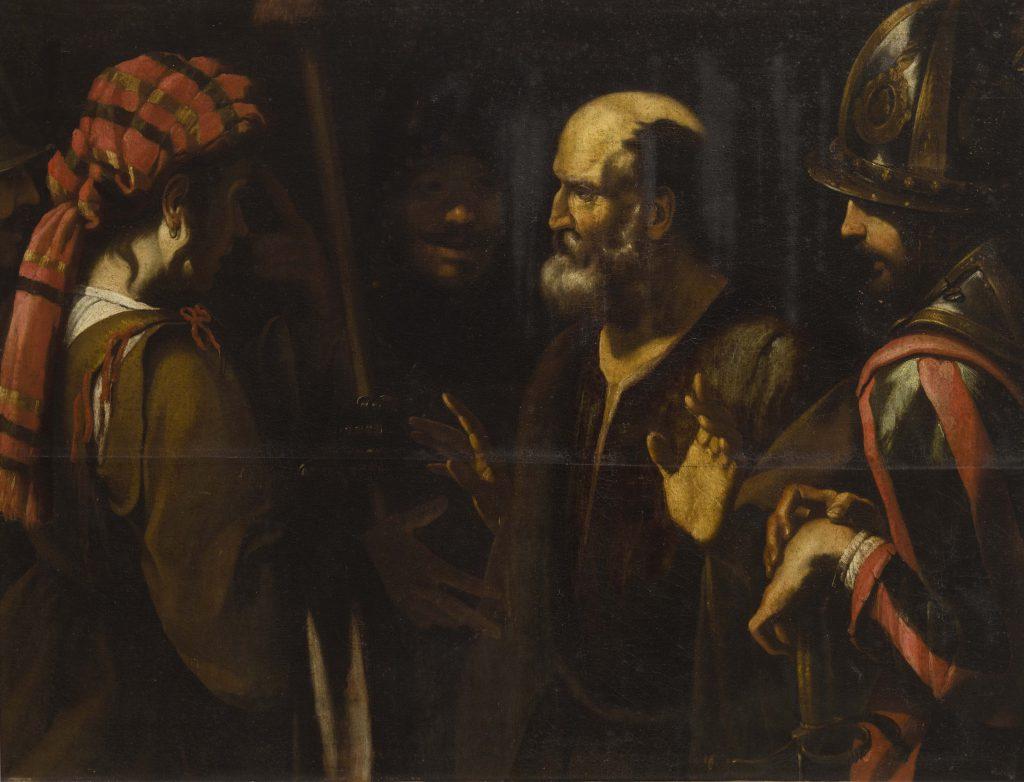 BERNARDO STROZZI II