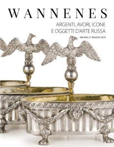 Argenti, Avori, Icone e Oggetti d'arte russa