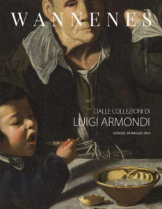 From the collections of Luigi Armondi