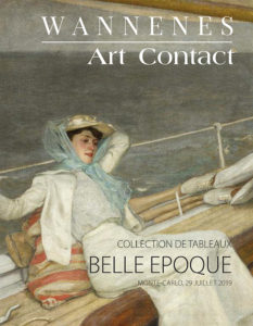 A collection of Belle Époque paintings