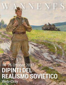 Dipinti del Realismo Sovietico