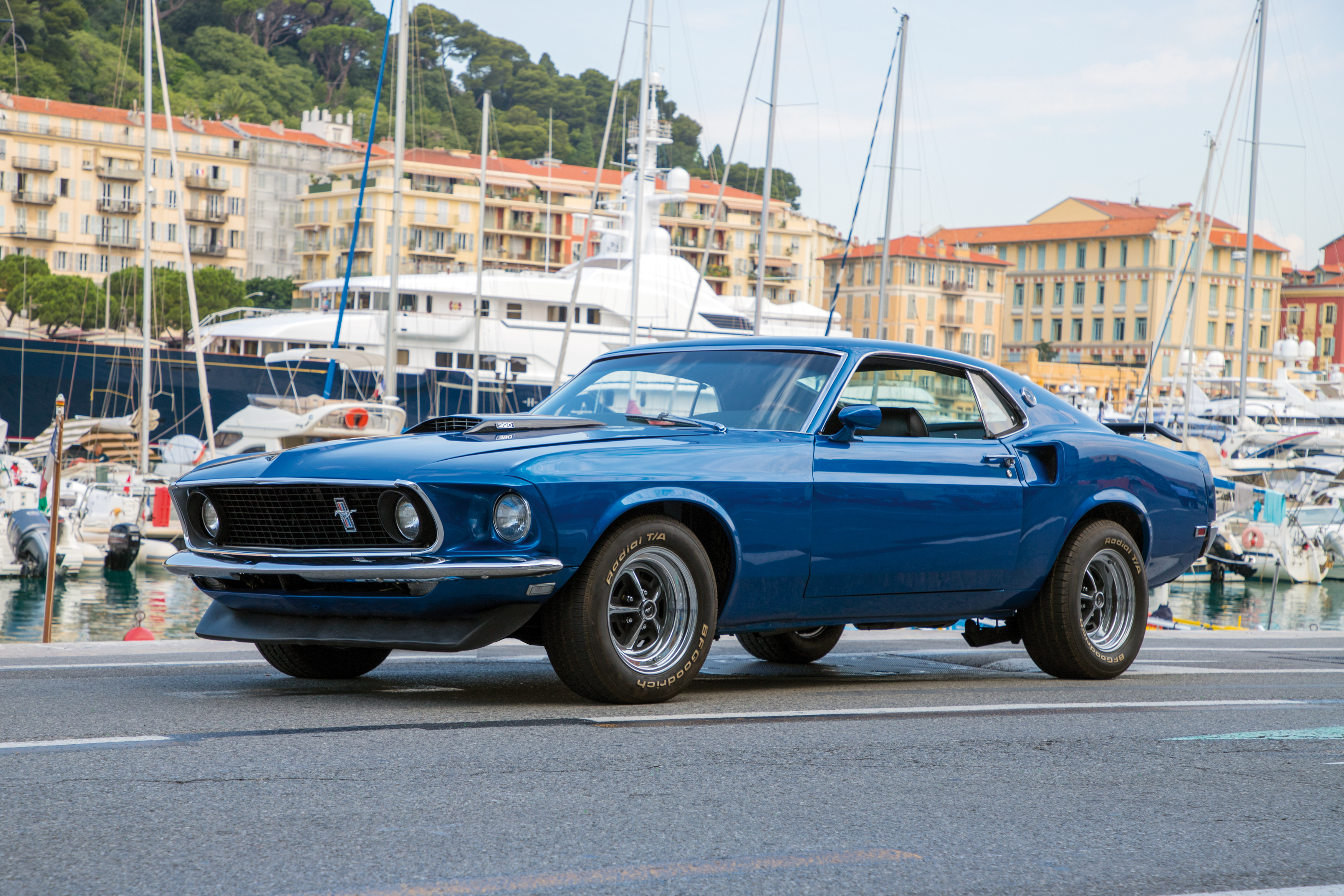 1969 ford mustang gt 390 fastback
