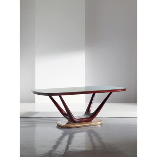Tavolo Da Cucina In Marmo Anni 50.A Dining Table By V Dassi Wannenes Art Auctions Genoa Milan