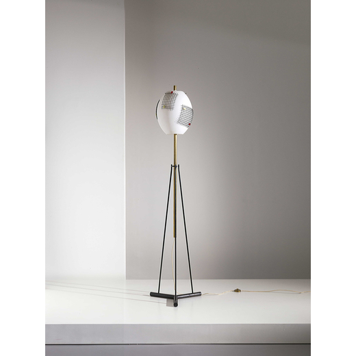A floor lamp by a lelii wannenes art auctions genoa milan rome a floor lamp by a lelii wannenes art auctions genoa milan rome modern contemporary old masters russian aloadofball Choice Image